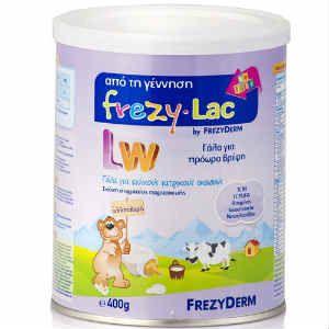 Frezyderm Frezylac LW Γάλα Για Πρόωρα Βρέφη 400g