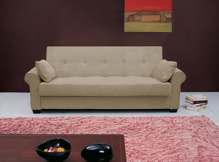 Mediterranean couch sleeper sofa @ haikudesigns.com