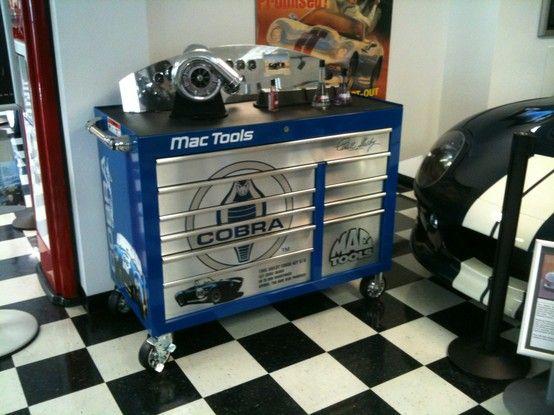 Cobra Mac Tools Box At Shelby Facility In Las Vegas Nv
