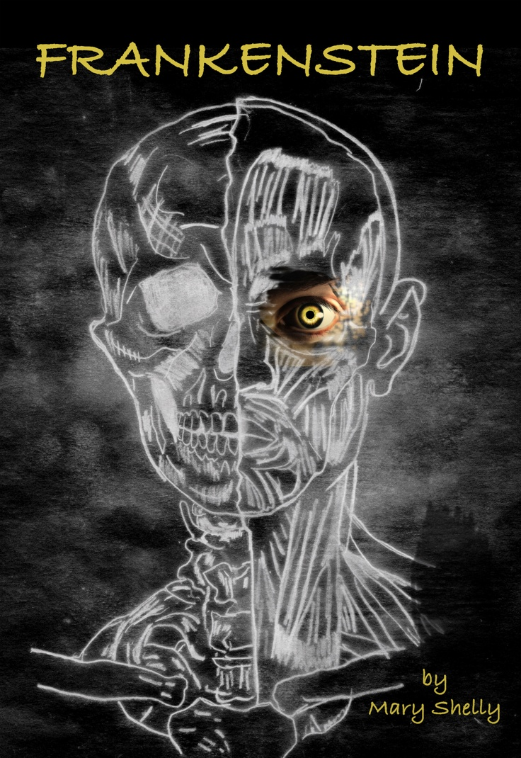 the creation of the monster frankenstein by mary shelley But the vision in mary shelley's novel frankenstein: or, the  in 2018, the world  is celebrating the creation of dr victor frankenstein's monster.