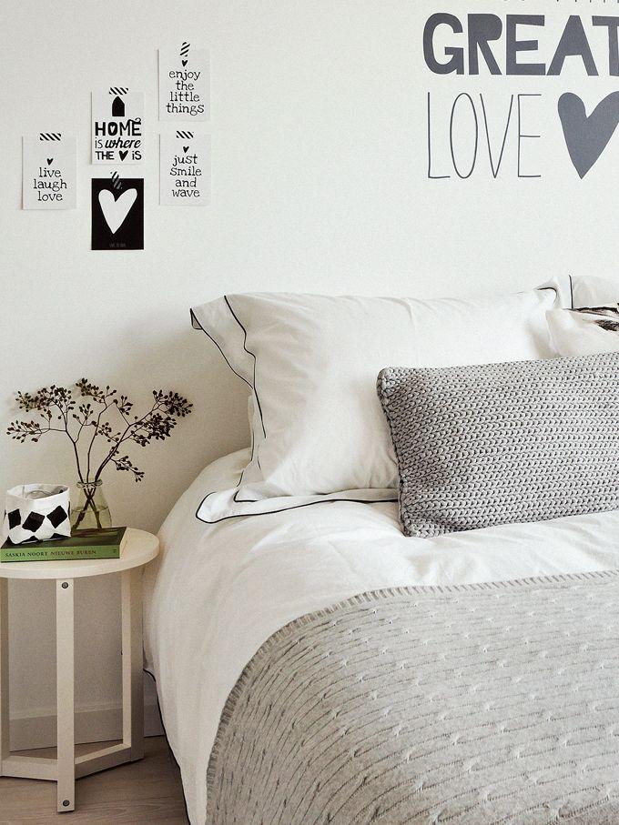 7 manieren om je slaapkamer er uit te laten zien alsof hij zo van pinterest komt - ThePerfectYou.nl