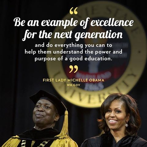 Repin this if you believe in the power of a good education.