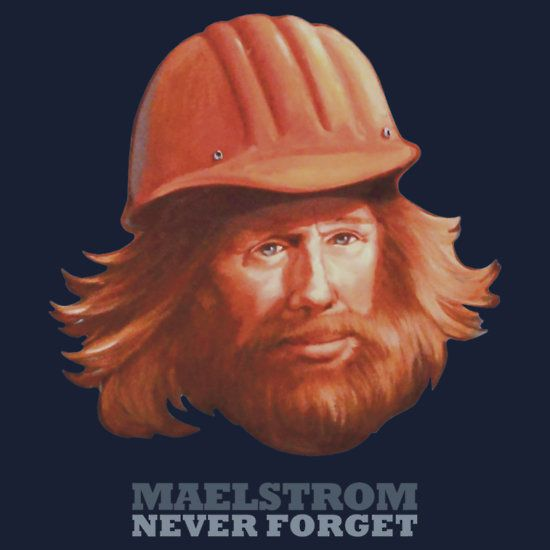 Maelstrom - Never Forget - Construction Worker