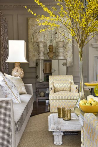 perfect yellow: Interior Design, Living Rooms, Living Spaces, Barry Dixon, Color, Livingroom, Family Rooms, Yellow, Beautiful Room