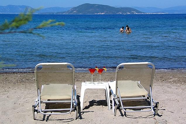 #Marathonas Beach #Aegina