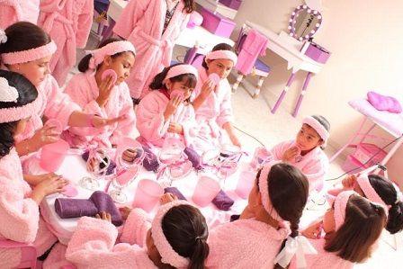 Ideas de fiesta de spa para niñas | Fiestas Kids