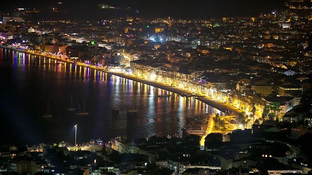 It is a wondertul timelapse video of Marmaris, Turkey. You should watch!
