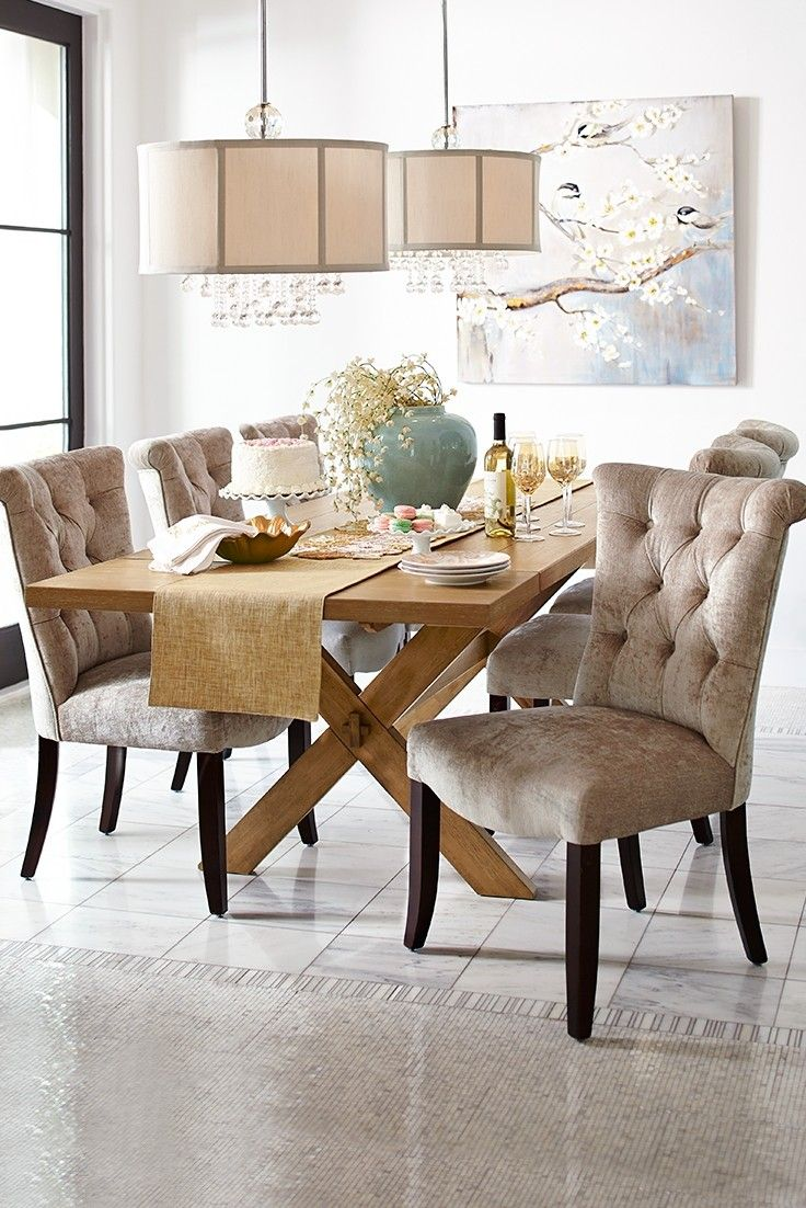 Solid Wood Dining Room Sets - VisualizeUs