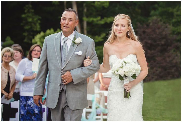 Father Of The Bride In Gray Three Piece Tuxedo With Tie