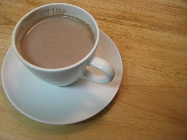 Real Hot Cocoa