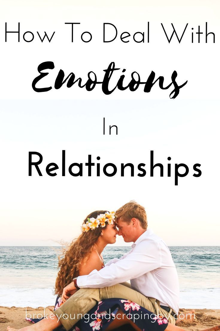 how to deal with emotional stress in a relationship