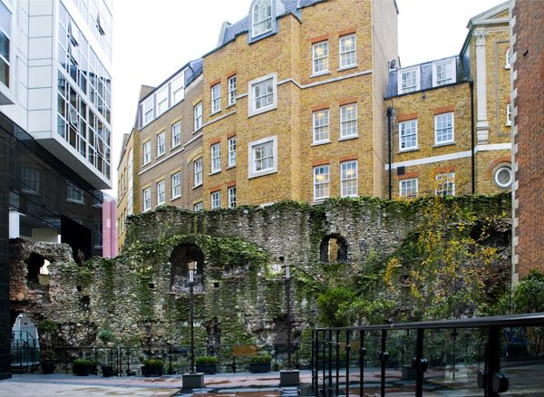 1. London Wall, Cooper's Row, City of London, EC3