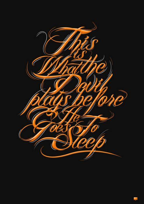 Типографика дизайнера Fabian De Lange 7 (494x700, 235Kb)