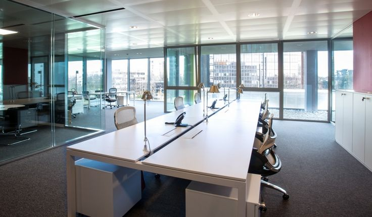 10 Ide Desain Interior Ruang Kantor Modern Terbaik 2016   VeneLova!