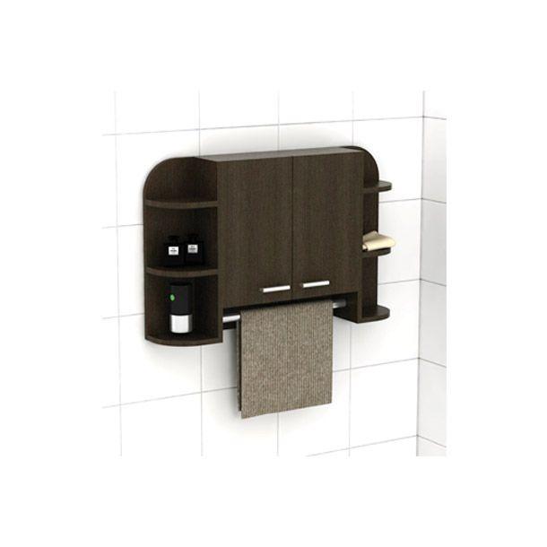 Laminas De Aluminio Para Puertas De Baño:Mueble organizador para baño 2 puertas 2 manijas de aluminio 1