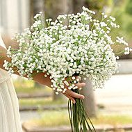 Set+of+6+Wedding+Babysbreath+Flowers+Bouquets+for+Lady+(High:60cm,120+Heads/pcs)+–+CAD+$+33.33