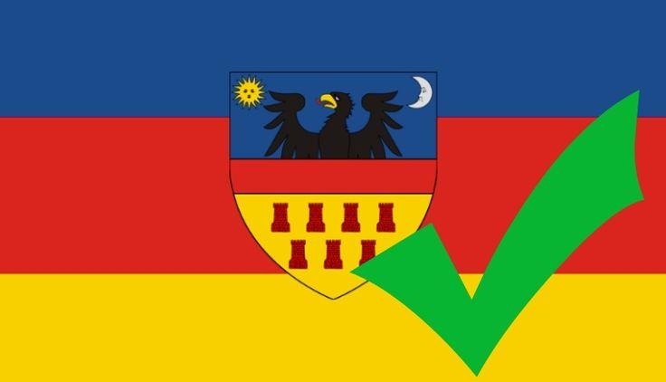 Erdély zászlója márpedig van, és releváns is