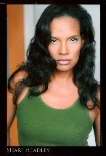 Shari Headley - actress/ model