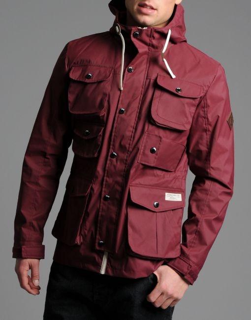Jack & Jones Evian Jacket - BANK Fashion