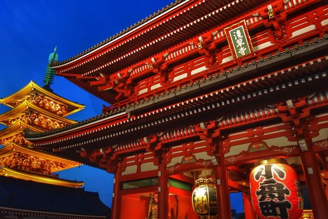 Share from UPLO: Sensouji Temple by Stone River