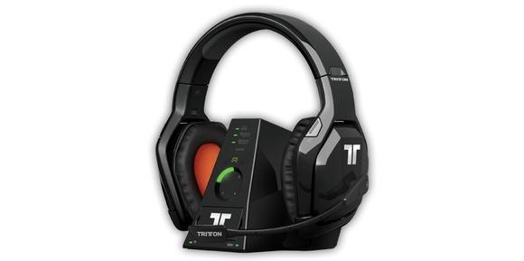 Tritton Warhead 7.1 Xbox 360 Headset
