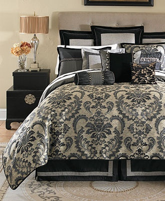 Master Bedroom Comforter Choice 1 Revere Pewter Walls Charcoal Ceiling Black And Crystal