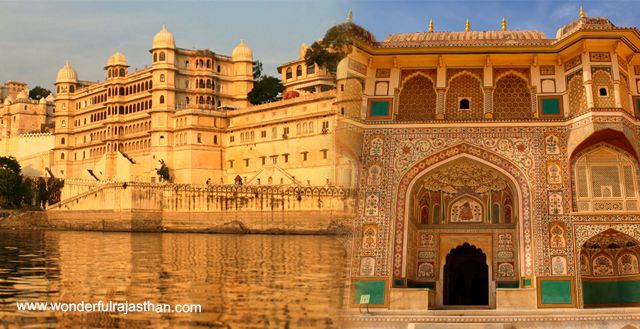 Exquisite Rajasthan Tour Package – A Visit to the State in Completeness. #WonderfulRajasthan