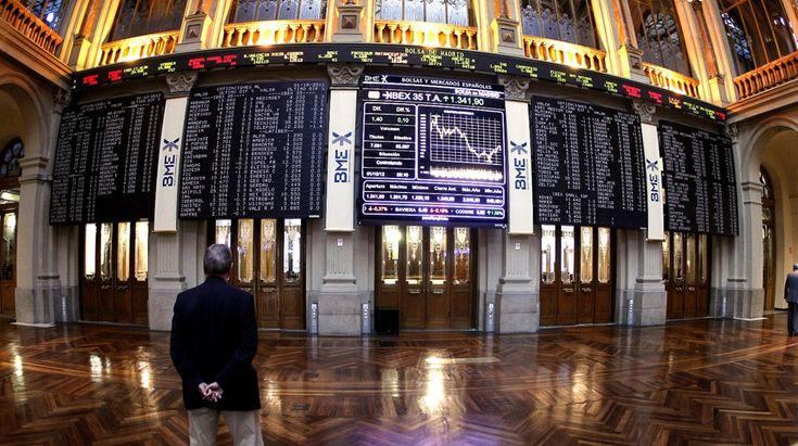 El Ibex sufre fuertes caídas superiores al 2% arrastrado por el desplome de Wall Street y Asia