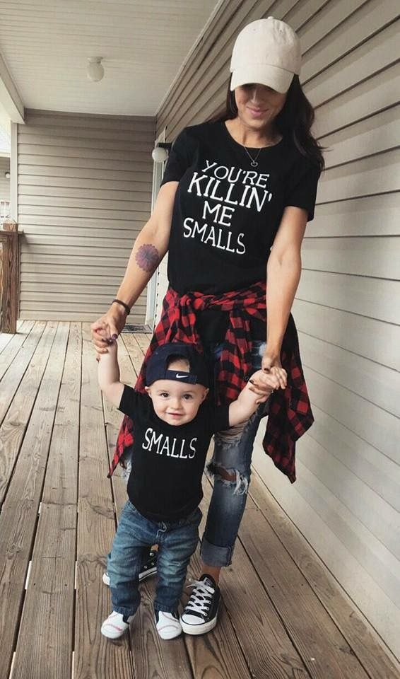 Smalls- You're killin me smalls!