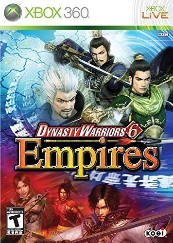 Dynasty Warriors 6 Empires - Xbox 360 Game