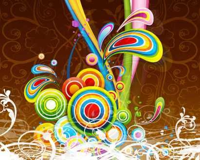 Abstract Background Abstract Background Colorful - FREE