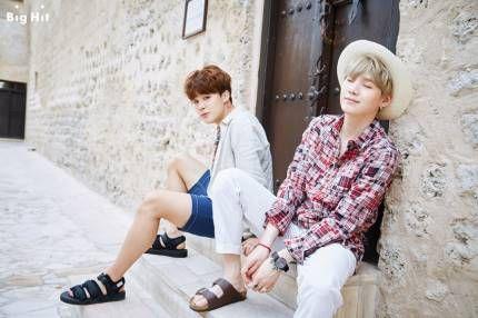 BTS - Summer Package - Dubai -  Jimin & Suga