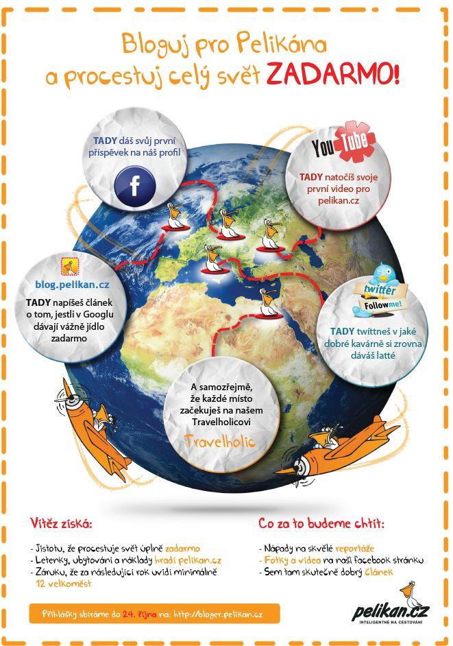 Blog.pelikan.cz|Blog o cestování|Cestování, zajímavosti z cest, levné letenky, hotely, tipy a triky pro cestovatele