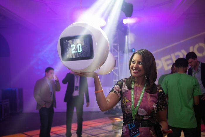 10 Best Ideas of the Week: High Tech Disco Balls | 2.0: The New Media Party