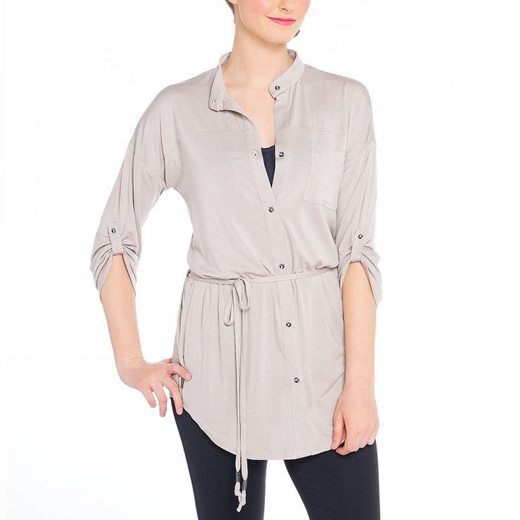 Lolё Tops: Stunning and stretchy Rory Blouse at lolewomen.com
