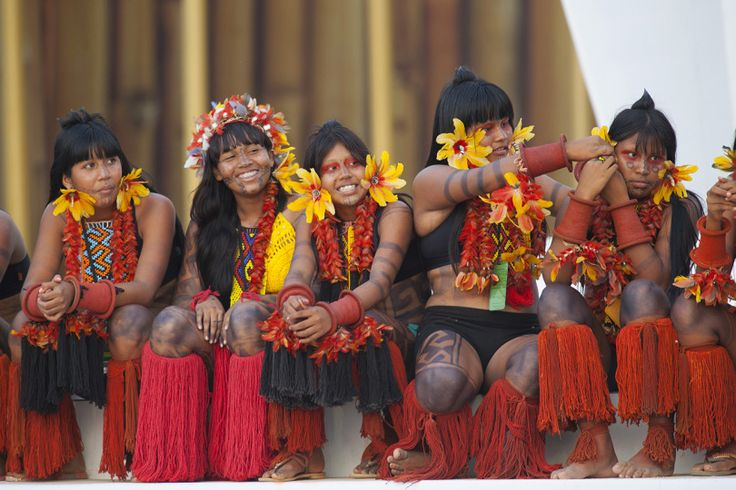 I Jogos Mundiais dos Povos Indígenas
