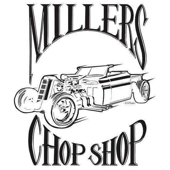 46 best millers chop shop images on pinterest