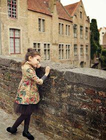 Pequeña Fashionista: Mardi Amber: Moda coreana de estilo vintage