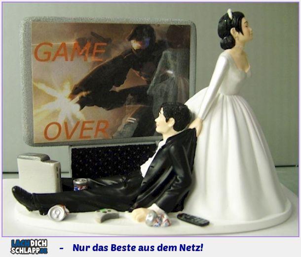 Diese Hochzeitstortenfiguren sind der Hammer!