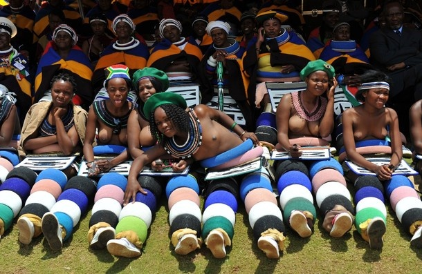 Ndebele Tribe of South Africa