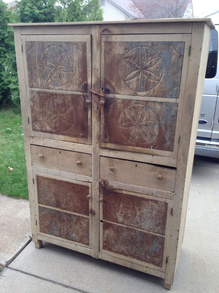 197 Best Images About Pie Safes Jelly Cupboards On