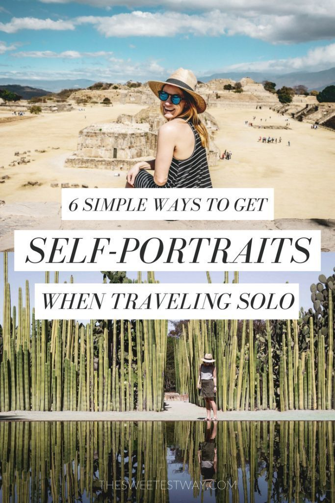 6 Simple Ways To Get Photos Of Yourself When Traveling Solo