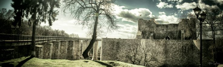 Neamț Citadel by Andrei Solomon on 500px
