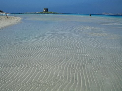 Beautiful beach of Stintino, Sardinia. One of my ABSOLUTELY favorite places on earth!