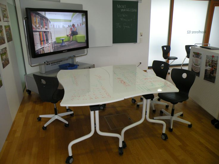 Amazing VS Cultural Shift Classroom  Fusion Flip Tables   Flip Up And Store, Nest  Together