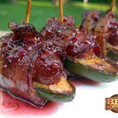 Atomic Buffalo Turds @keyingredient #cheese #pork #sandwich #bacon