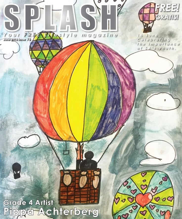 Splash Magazine Overberg - June 2016