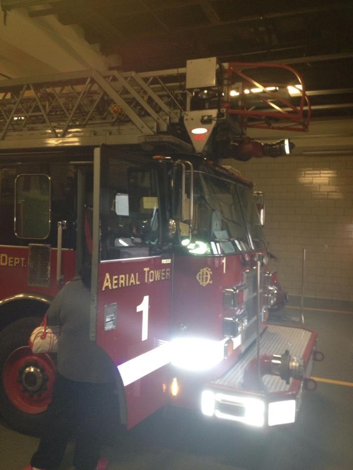 Chicago Fire Department Truck 1