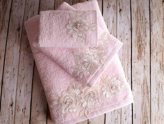 Luksusowy ręcznik Romantic 90x150 cm