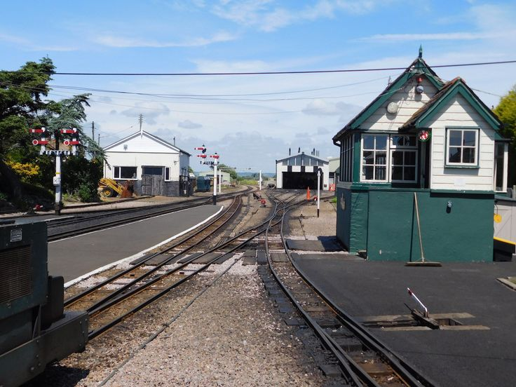 Romney Switch house RHD Railway